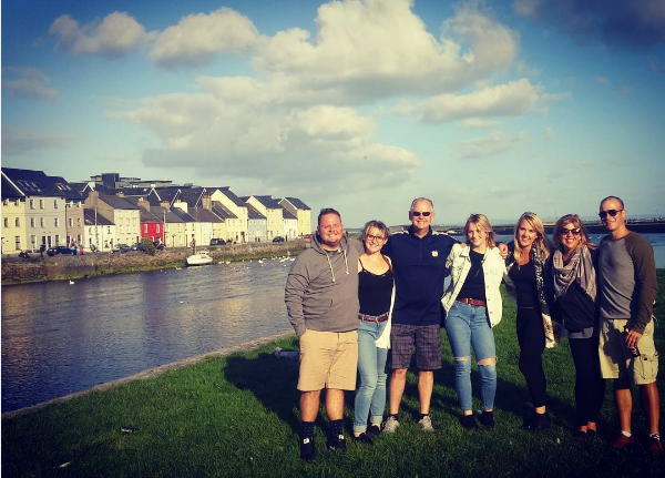 Galway Family