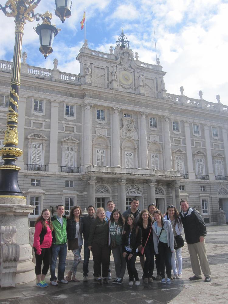 Spain students
